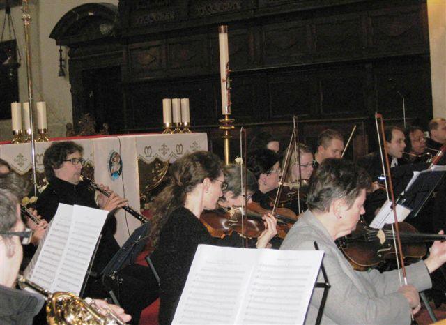 Slavnostní koncert 23. 4. 2016 AUDIENCE u císaře Karla I. v chrámu Nanebevzetí Panny Marie ve Staré Boleslavi